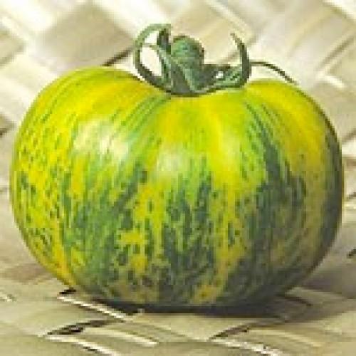 Tomato Seeds, Green Zebra ORGANIC