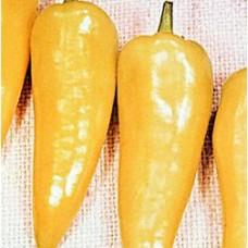 Pepper Seeds, Hungarian Hot Wax
