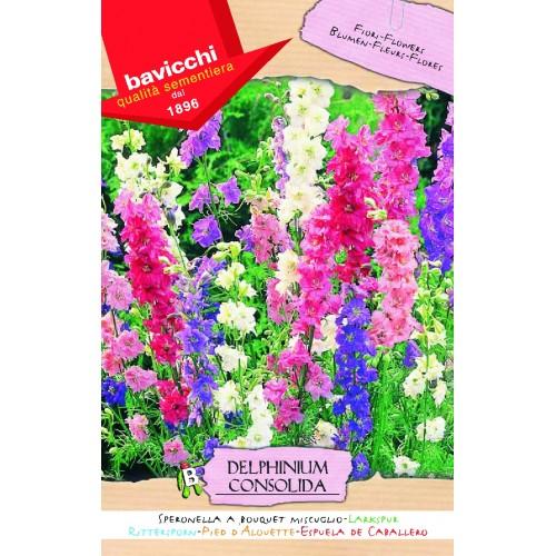 Larkspur Seeds, Bouquet Mix
