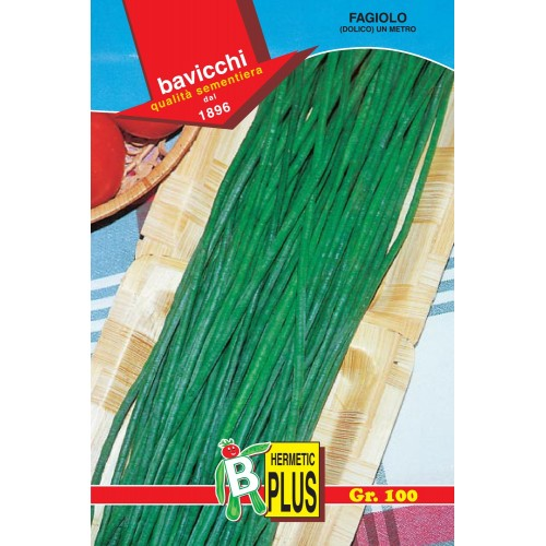 Asparagus Bean Seeds, Bacello