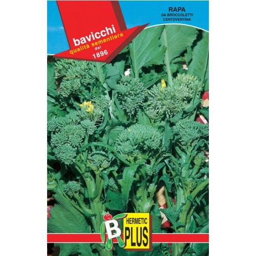 Rapini - Broccoli Raab Seeds, Centoventina