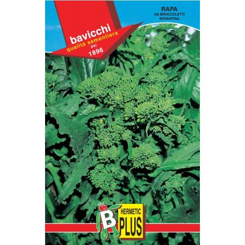 Rapini - Broccoli Raab Seeds, Novantina