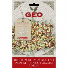 Red Adzuki Bean Organic Seed For Sprouts 90 gram Packet