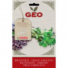 Buckwheat Organic Seed For Sprouts 90 gram Packet